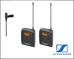 sennheiser g3 camera set