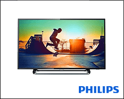philips tv 43 ultra hd